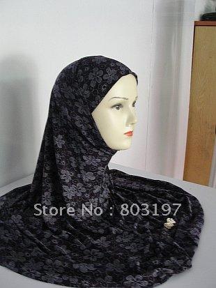 Muslim Hijabs; Islamic Lady Shawls ; Good Quality Head Cover ; Islamic ...