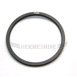Free shipping & Tracking # - New 77mm ring adapter replacement for cokin P series - AA2214(China (Mainland))