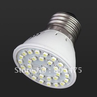 10 x  E27 30pcs 3528 SMD LED Warm White Screw Light Bulb 3W Energy Saving Lamp 220V