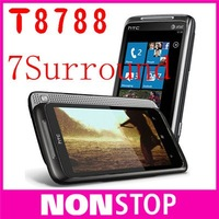 T9292 Original HTC HD7 3G Windows Phone 7 T-Mobile GPS WIFI 5MP 4.3''TouchScreen Unlocked Cell Phone In Stock