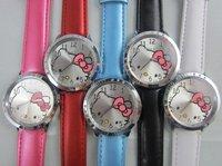 Free Shipping 5PCS/Lot Lovely Girls' Quartz Steel Wrist Watch 5702