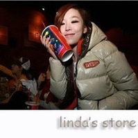 Wholesale fashion coats 2012  fashion lovers thick warm sweater cotton  jacket jacket A0012