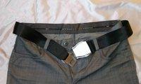 Airline Airplane Seat Belt buckle Fashion Belt Adjustab colors NEW
