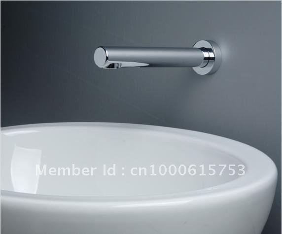 Keukenkraan Muur : Wall Mounted Automatic Faucet