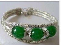Exquisite Jewelry Green Jade Bracelet