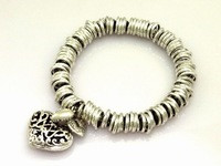 fashion jewelry,925 sterling silver Bracelets&bracelet, 925 Miao Silver, Brand New D58