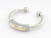 fashion jewelry,925 sterling silver Bracelets&bracelet, 925 Miao Silver, Brand New D71