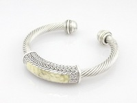 fashion jewelry,925 sterling silver Bracelets&bracelet, 925 Miao Silver, Brand New D71