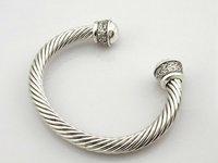fashion jewelry,925 sterling silver Bracelets&bracelet, 925 Miao Silver, Brand New D75