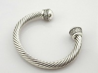 fashion jewelry,925 sterling silver Bracelets&bracelet, 925 Miao Silver, Brand New D75