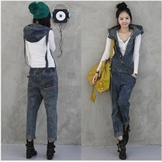 2012  ladies fashion jeans Pants wholesale A03242