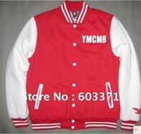 YMCMB Varsity College Jacket LIL WAYNE BIEBER HIP HOP YMCMB Jacket Drake Lil Wayne Jumper Hoodie T Shirt, YMCMB Varsity Jacket