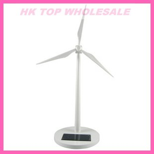 FREE SHIPPING Hot sale Solar wind Turbinator, Solar windmill,Solar toy,Solar gift for children and friends