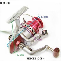 2012 NEWEST style  fishing reel / Ultra light high quality copper spinning reels BEARING / +free shipping