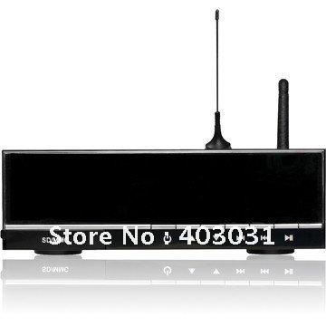Free Shipping Fee Realtek1185 Full HD Networked Media Player & Recorder(China (Mainland))