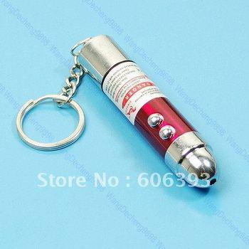 C18 Free Shipping Electric Shock Laser Pen Prank Joke Trick Get ZZamm 5mW