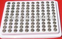 Lots of 1000 Pcs LR41 AG3 392A SR41SW LR736 392 SR736 CX41 Battery P