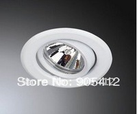 recessed down light commercial lighting fixture without lamp source not including led driver free shipping