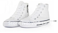 shoes baby girls and boys air cloth shoes children with movement  White. DET--158