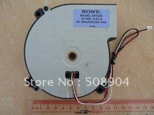SFF22C 100X104X35MMBlower DC10V 0.51A Original   cpu cooler heatsink axial Cooling Fan