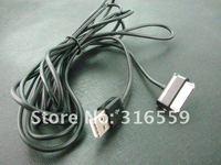 for dell streak mini 5 usb cable (3M long),mix color      50pcs/lot free shipping