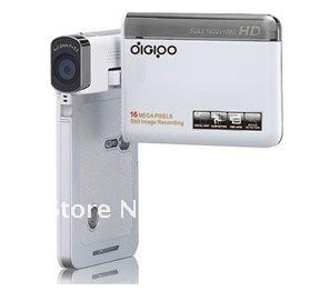 Digipo Digital camera HDV-V16 .3.0 inch screen 4 times digital zoom The top 16 MPpixels