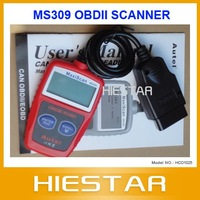 Good Quality Free Shipping MS309 OBDII Scanner Automotive Scanner