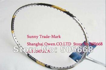 RSL badminton rackets RSL 8150 badminton racquet  4 pecs/lot