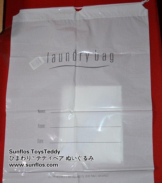 Hotel Laundry Plastic Laundry Bag,hotel