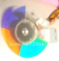 ORIGINAL COLOR WHEEL FOR MD-150S, MD-307S projector color wheel
