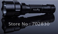 LED Flashlight portable Flashlight, water proof, Ultrafire C8Q5, king long shots