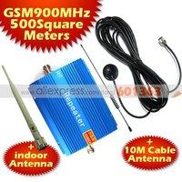 Усилитель сигнала для мобильных телефонов With Cable+Antenna 500 Square Meters Coverage Area, 60dB W-CDMA 2100MHz 3G booster, repeater, UMTS 3G signal Amplifier