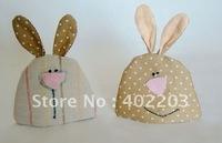easter decorations-egg cosy-rabbit design-4design asst-randomly