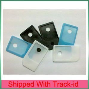 Sim adapter,NEW Micro Sim Card Adapters MicroSIM for iPad 3G For iPhone4 With Free Shipping,500pcs/Lot
