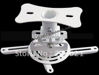 Hot sale!!! Projector mount Bracket --White or Black color For LED Projector ,lcd projector Ceiling mount