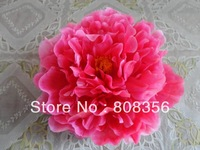 WHITE 100pcs Artificial Simulation PE Foam EVA Single Head Camellia Rose Flower Wedding Chistmas Party Decorations