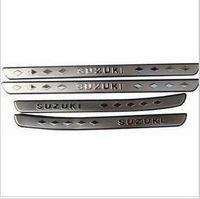 2012 wholesale Suzuki SX4 usher footboard/ special threshold / modified pedal board/car pedal