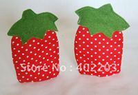 easter decorations-egg cosy-strawberry design-24pcs/lot