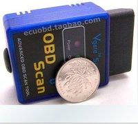 Wireless Tool Vgate OBD2 Scan Tool Mini ELM327 Bluetooth 10pcs/lot
