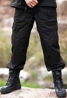 5.11 Men's Army Grid Pants Poly-Cotton Ripstop Teflon Waterproof Free Shipping Wholesale And Retail Black Brown Green Khaki