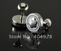 high level cufflinks, fashion jewelry wholesale and retai  cufflinkS gold silver color