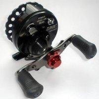 New free Shipping,Raft 60, With drag system, All-metal , raft fishing reel, fishing reel, Black