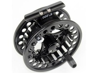 New free shipping,  fishing,B95,aluminum,Raft/Ice/Fly fishing reel, 4 colors