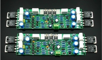 assembled and tested L12-2 Power Amplifier 2-CH AMP 120W DIY KIT