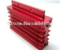 CNC RED Oil cooler radiator for Honda XR50 CRF50/70  & Lifan 125 138CC PIT BIKE