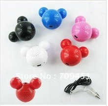Mini USB speaker , pc speaker , consumer electronics promotion gift    free shipping,