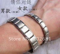 30pcs/lot Titanium 99.999% Pure Germanium Power Bracelet Balance Free Shipping