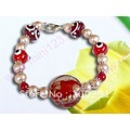 Welcome wholesale,free shipping!!! 2012 nice pearl bracelet mini123