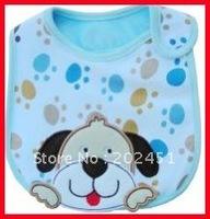 waterproof baby cotton bibs