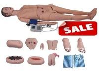 2012 New Type Advanced Full-functional Nursing Manikin,medical mannequin(educational equipment)